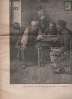 LA FRANCE ILLUSTREE 03 05 1902 - ROI DON FRANCOIS D'ASSISE - CHAMONIX PONT STE MARIE - BAYEUX - AURELIEN SCHOLL - - Sonstige