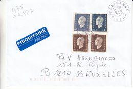 France - Lettre De 2011 - Oblit Plaisance - Affranchissement Avec Anciens Timbres - France