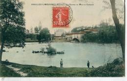 86 - Availles Limouzine :  La Vienne Au Moulin Cordier - Availles Limouzine