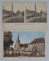Tres Joli Lot De 20 Cpa Diverses, Villages , France , Tres Belles Animations - A Voir (22) - Cartes Postales