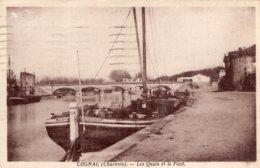 B53881 Cognac - Les Quais Et Le Pont - Cognac