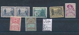 BELGIUM COB E1/6 MNH - Commemorative Labels