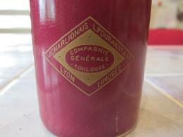 Petit Pot J Charlionnais Pourailly & Cie Compagnie Generale Toulouse Lyon Limoges - Limoges (FRA)