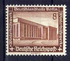 Deutsches Reich, 1936, Mi 638 **, Witerhilfswerk [241218StkKV] - Deutschland