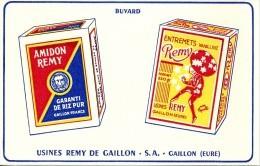 Buvard  Usines  REMY  DE  GAILLON - S.A - GAILLON  ( EURE ) - Collections, Lots & Series