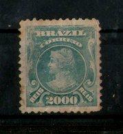 Brazil - Scott # 187 - Republica 2000r - 1915 MH - Neufs