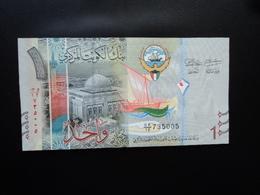 KOWEÏT : 1 DINAR *   ND     NEUF - Kuwait