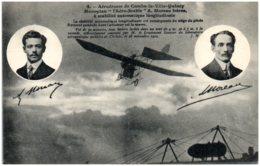 """77 Aérodrome De COMBS-la-VILLE-QUINCY - Monoplan """"l'Aéro-Stable"""" A. Moreau Frères - Combs La Ville"""
