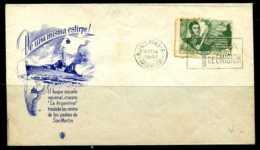 E00874)Argentinien FDC 546 Schiffe - FDC