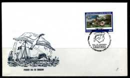 E00981)Peru FDC 1148 Schiffe - Peru