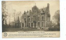 Oudenaarde Audenarde Audenaerde Château Du Baron De Liedts - Oudenaarde