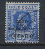 TOGO, 1915 2½d (ACCRA Print) Very Fine Used, Cat £9 - Nigeria (...-1960)
