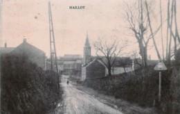 Belgique - Ohey - Haillot - Entrée Du Village - Ohey