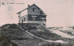 Belgique - Coxyde - St. Idesbald - Villa Zomerhuis - Koksijde