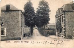 Belgique - Philippeville - Surice - L' Entrée Du Village - Philippeville