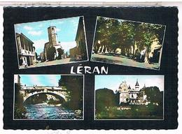 09.  LERAN   4 VUES 1957..  AR33 - Frankrijk