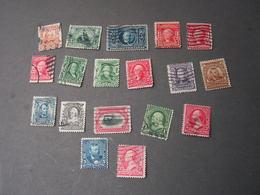 USA Small Lot , Very Old - 1847-99 Unionsausgaben