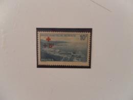 MONACO YT 213 TIMBRES DE CROIX-ROUGE +5f S. 10F Turquoise (z)* - Ungebraucht