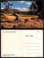 EC [00118] - RHODESIA ZIMBABWE- DUGOUT CANOE, LAKE NYASA - Zimbabwe