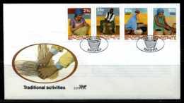 E04759)Bohupthatswana FDC 248/51 - Bophuthatswana