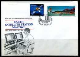 E04900)Simbabwe FDC 307/8 - Zimbabwe (1980-...)