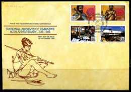 E04902)Simbabwe FDC 331/4 - Zimbabwe (1980-...)
