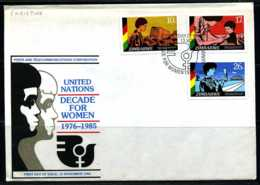 E04903)Simbabwe FDC 335/7 - Zimbabwe (1980-...)