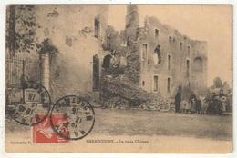 54 - HARAUCOURT - Le Vieux Château - 1915 - Other Municipalities