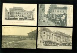 Beau Lot De 50 Cartes Postales De Belgique  La Côte Heyst Sur Mer     Mooi Lot Van 50 Postkaarten Van België Kust  Heist - Cartes Postales