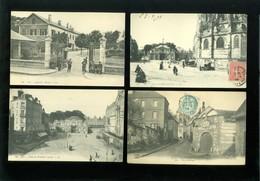 Lot De 20 Cartes Postales De France  Seine - Maritime  Eu    Lot Van 20 Postkaarten Van Frankrijk ( 76 ) - 20 Scans - Cartes Postales
