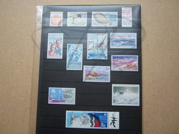 VEND BEAUX TIMBRES DES T.A.A.F. , ANNEE 1995 + PA + BLOC , XX !!! (b) - French Southern And Antarctic Territories (TAAF)