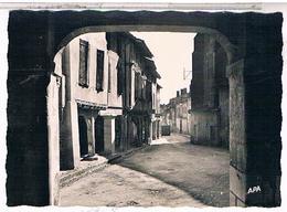 09.  LEZAT SUR LEZE   Rue Francois Verdier  AR44 - Lezat Sur Leze
