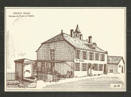 TREPOT - Doubs  - FRANCE - Carta    - D 3095 - Frankreich