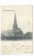 Borsbeke Burst Kerk - Herzele