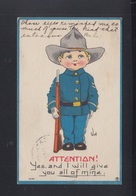 USA PC Attention 1913 - Humor