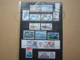 VEND BEAUX TIMBRES DES T.A.A.F. , ANNEES 1983 + 1984 + 1985 + PA , XX !!! (b) - French Southern And Antarctic Territories (TAAF)