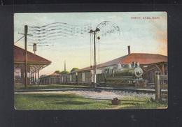 USA PPC Depot Ayer 1908 - Boston