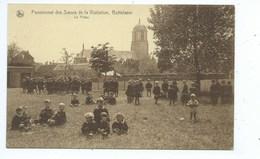 Bottelaere Pensionnat Des Soeurs De La Visitation Préau ( Staat Zie 2de Foto - Niet Erg ) - Merelbeke