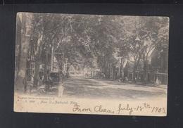 USA PPC Main Street Nantucket 1905 - Nantucket
