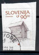 SLOVENIA  1997 - SERIE ORDINARIA  - USATO SU FRAMMENTO - Slovenia