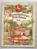 HERMANNSBURGER VOLKS-KALENDER 1906, Mission, 96 Seiten & 16 Seiten Anhang, Komplett Und In Sehr Guter Erhaltung - Christianism