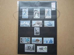 VEND BEAUX TIMBRES DES T.A.A.F. , ANNEES 1979 + 1980 + PA , XX !!! (b) - French Southern And Antarctic Territories (TAAF)