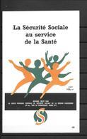 BUVARD LA SECURITE SOCIALE - Banque & Assurance