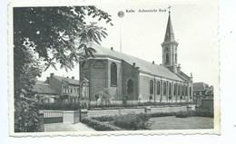 Kallo - (Calloo) Achterzicht Kerk - Beveren-Waas