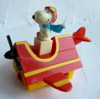 FIGURINE PRIME PEANUTS MAC DONALD'S 1989 SNOOPY - Snoopy