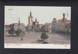 Czechoslovakia PPC Leitmeritz 1901 - Tschechische Republik