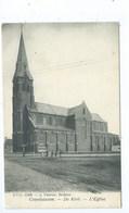 Kruishoutem - Cruyshautem - Kerk DVD N° 11383 - Kruishoutem