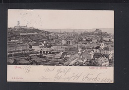 Tschechien AK Brno Celkovy Pohled 1902 - Tschechische Republik