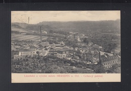 Tschechien AK Lazenske A Vyletni Mesto Brandy's N. Orl 1913 - Tschechische Republik
