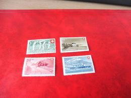 Schweiz Mi.Nr. 480 - 483** - Schweiz